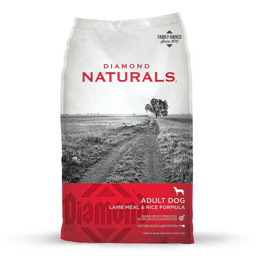 Diamond Naturals Real Meat Recipe Natural Dry Dog Food