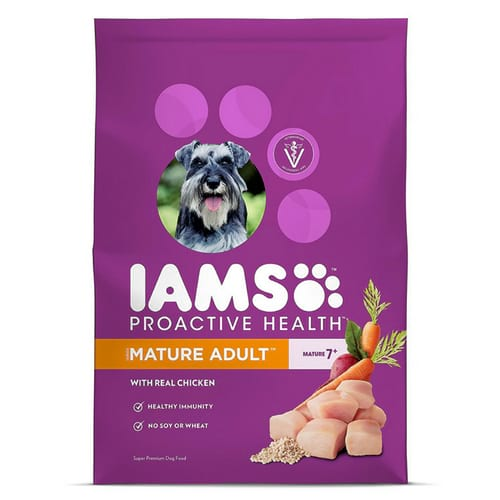 Iams ProActive Health Mature Dry Dog Food for Dogs
