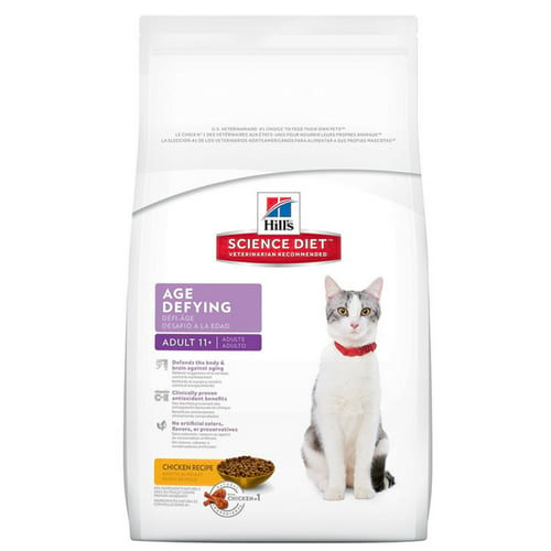 Hill's Science Diet Senior Dry Cat Food