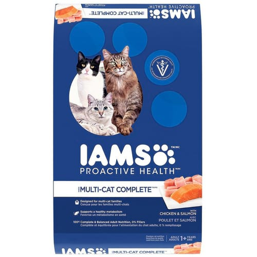 IAMS Proactive Health Specialized Care Adult Dry Cat Food