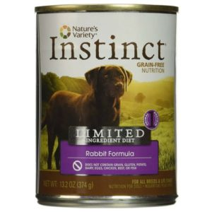 Nature's Variety Instinct Grain Free Wet Canned Dog Food