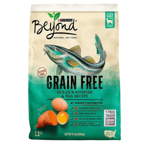 Purina Beyond Grain Free Recipe Adult Dry Cat Food