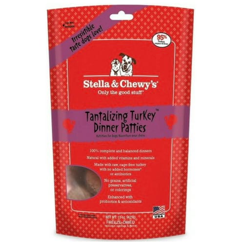 Stella and Chewy Freeze Dried Dog Food