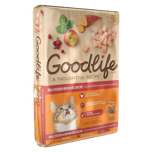 The Goodlife Recipe GOODLIFE Adult Dry Cat Food
