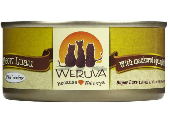 Weruva Grain Free Canned Wet Cat Food