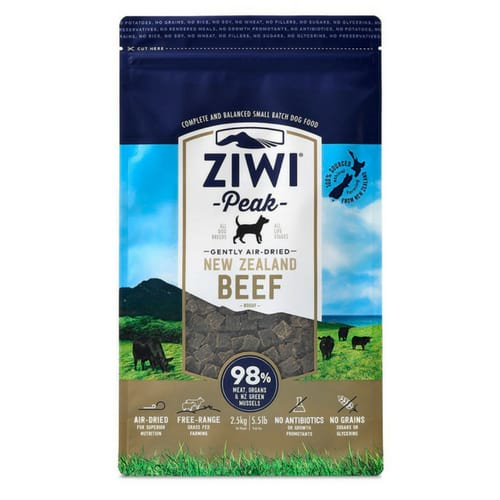ZiwiPeak Air Dried Dog Cuisine