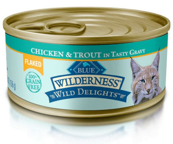 BLUE Wilderness Wet Cat Food