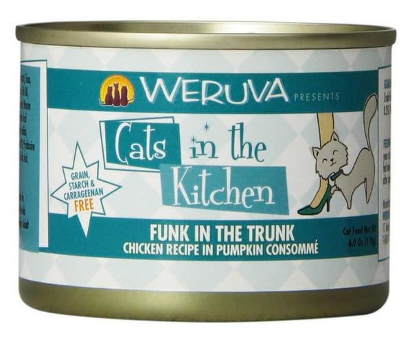 Weruva Wet Cat Food